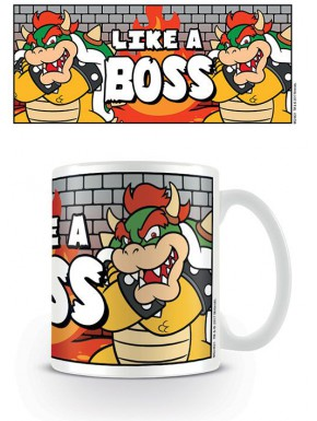 Taza Super Mario Boss