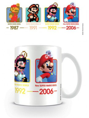 Taza Super Mario Dates