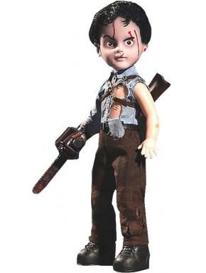 Muñeco Ash Evil Dead Living Dead Dolls
