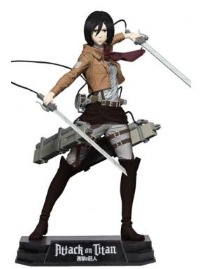 Figura Mikasa Atack on Titan Color Tops