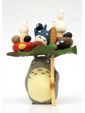 Figuras tsumu tsumu Totoro