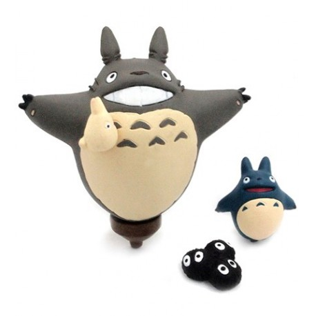 Set imanes Totoro ride