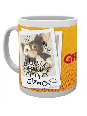 Taza Gremlins Gizmo Polaroid