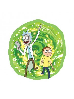 Alfombrilla de ratón Rick y Morty