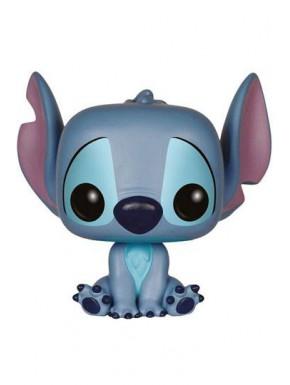Funko Pop Stitch sentado