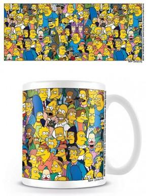 Taza Duff Los Simpson