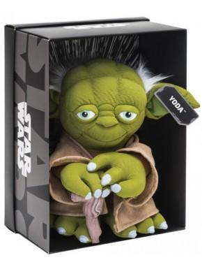 Peluche Yoda Star Wars 25 cm Black Line