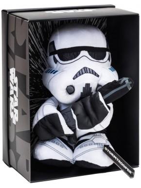 Peluche Stormtrooper Star Wars 25 cm Black Line