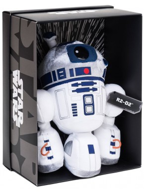Peluche R2-D2 Star Wars 25 cm Black Line
