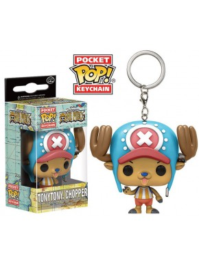 Llavero mini Funko Pop! Tony Tony Chopper One Piece