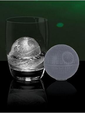 Molde de silicona Death Star Star Wars Individual 7 cm