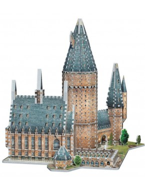 Puzzle 3D Harry Potter Hogwarts