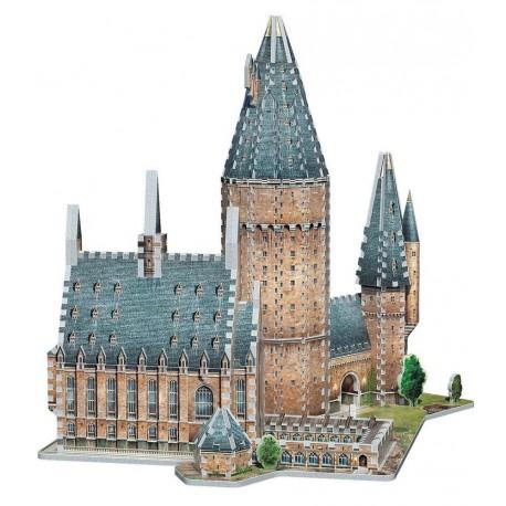 Puzzle 3D Harry Potter Hogwarts