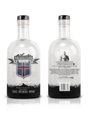 Vodka de la Montaña de Juego de Tronos