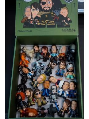 Figuras Sorpresa 11º Doctor Who Titanes