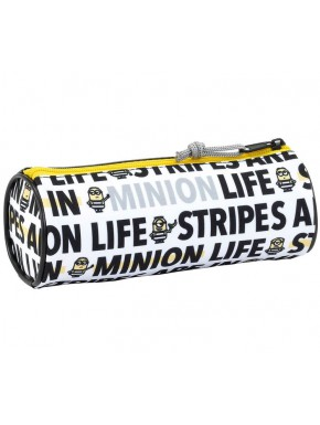 Estuche Minions Stripes Are In