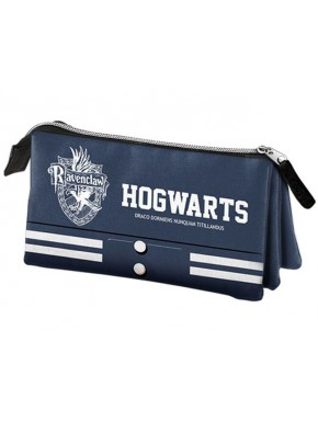 Estuche Triple Harry Potter Ravenclaw Hogwarts
