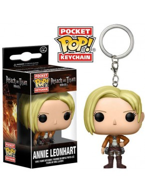 Llavero mini Funko Pop! Annie Leonhart Attack on Titan