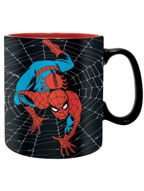 Taza Amazing Spiderman Marvel
