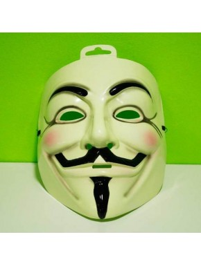 Mascara V de Vendetta