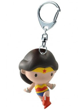 Llavero Wonder Woman Justice League