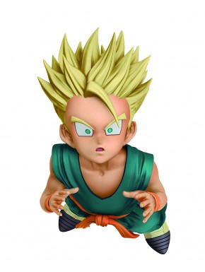 Figura Banpresto Trunks y Vegeta Dramatic Showcase