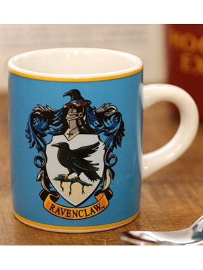 Mini Taza Harry Potter Ravenclaw Crest