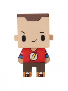 Figura Pixel Sheldon Flash The Big Bang Theory
