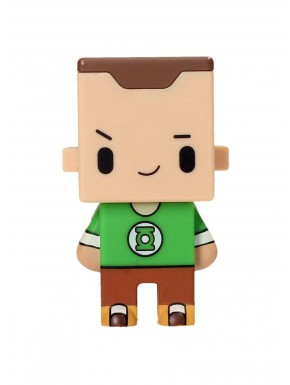 Figura Pixel Sheldon Green Lantern The Big Bang Theory