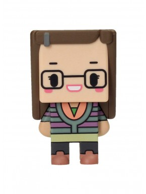 Figura Pixel Amy The Big Bang Theory