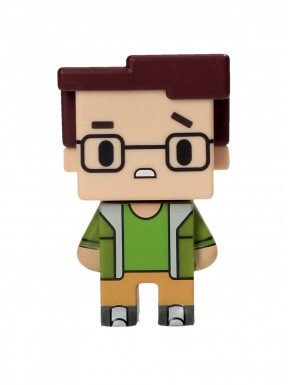 Figura Pixel Leonard The Big Bang Theory