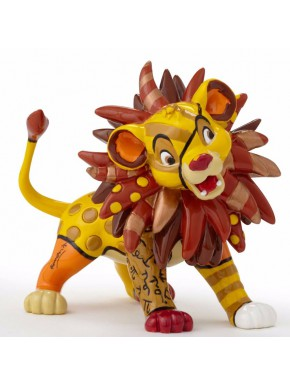 Figura Simba Disney Britto 8 cm