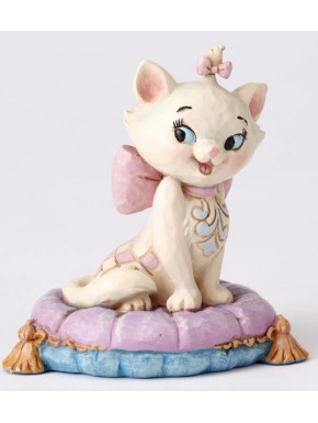 Figura Mini Marie Aristogatos Jim Shore