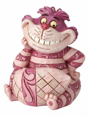 Figura gato Cheshire Jim Shore
