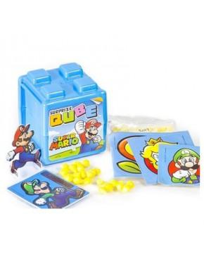 Super Mario Bros Caramelos Qube