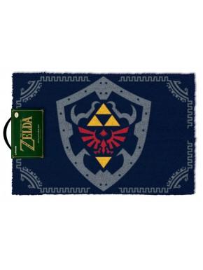 Felpudo coco Zelda Escudo Hyliano