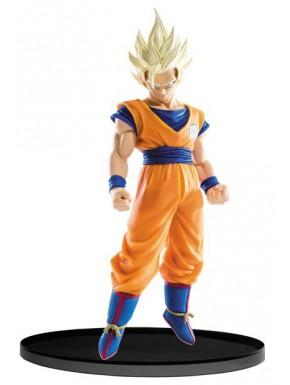 Figura Goku Super Saiyan Budoukai Banpresto SCultures