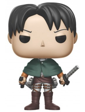 Funko Pop! Levi Attack on Titan