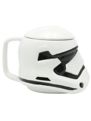 Taza 3D Stormtrooper Star Wars