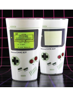 Vaso térmico Game Boy Super Mario Land