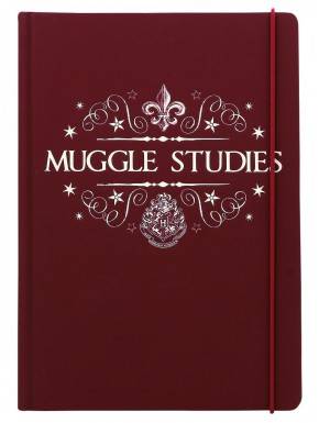 Libreta Premium A5 Harry Potter Muggle Studies