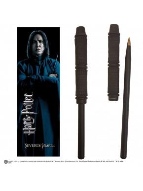 Bolígrafo y marcápaginas varita Dumbledore