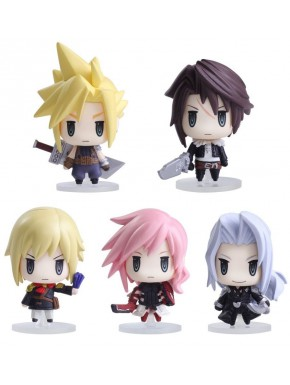 Mini figuras Sorpresa Final Fantasy Trading Arts Vol. 1