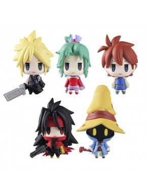 Mini figuras Sorpresa Final Fantasy Trading Arts Vol. 2