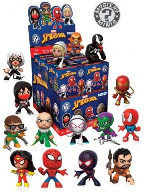 Minifiguras Sorpresa Spiderman Marvel Funko