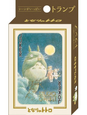 Baraja Poker Mi Vecino Totoro