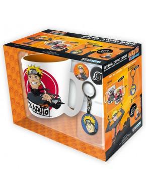 Pack regalo Naruto tribute