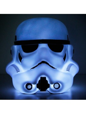 Lampara Star Wars Stormtrooper LED 16 CM