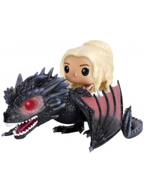 Funko Pop Juego de Tronos Drogon rescate Daenerys