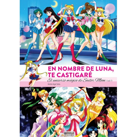 Libro Enciclopedia Sailor Moon